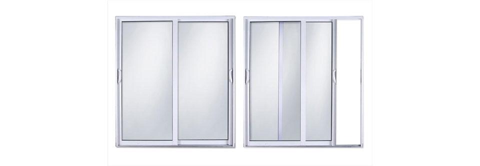 Алюминиевые окна заказать в MildenOKNA