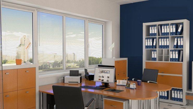 Фирма по окнам